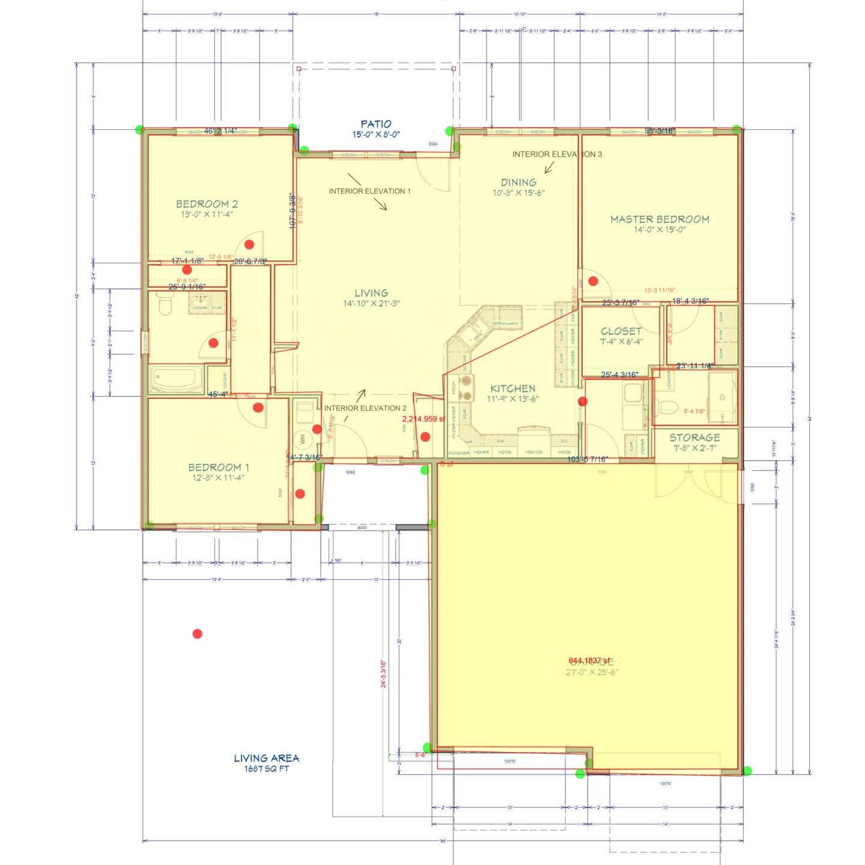 2021 PLANS M4 Lacy Homes Lexington 2