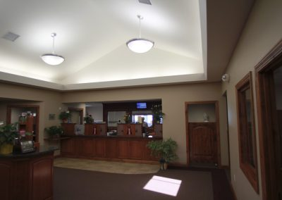 Archer Credit Union Lobby 2
