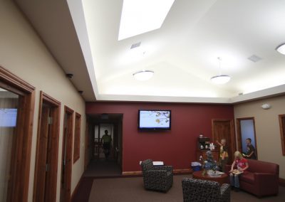 Archer Credit Union Lobby 3