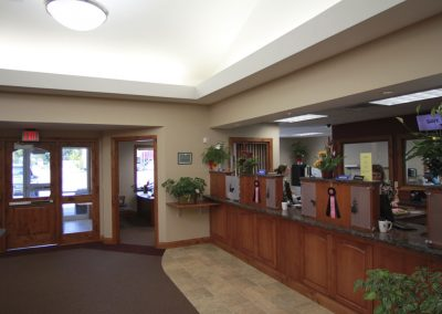 Archer Credit Union Lobby 4