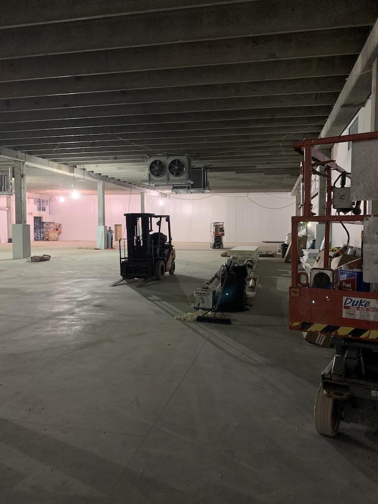Commercial Contractor Nebraska | Nebraska Cold Storage 3