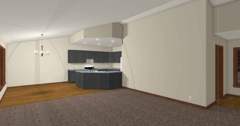 M2 Interior Elevation 1