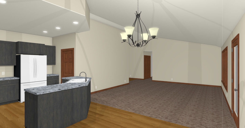 M2 Interior Elevation 2