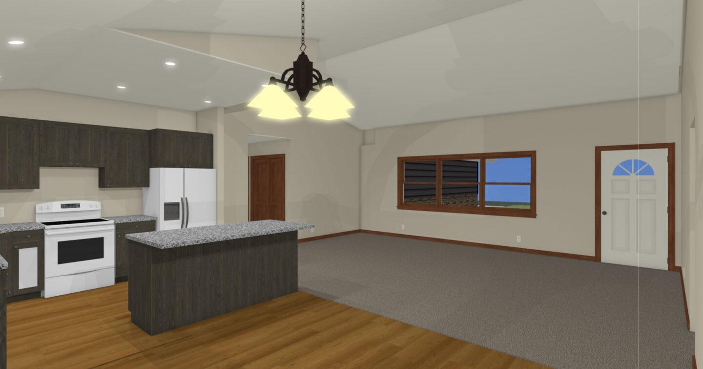 M3 Interior Elevation 2
