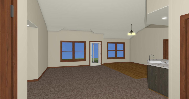 M4 Interior Elevation 1