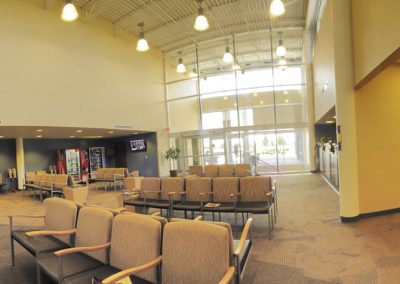 NW Sports Medicine Lobby Panorma 2