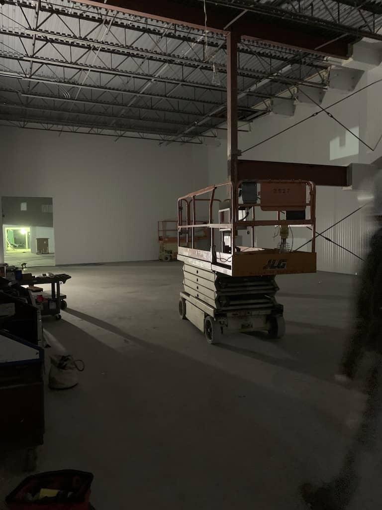 Commercial Contractor Nebraska | Nebraska Cold Storage 4