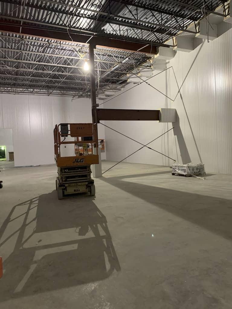 Commercial Contractor Nebraska | Nebraska Cold Storage 5