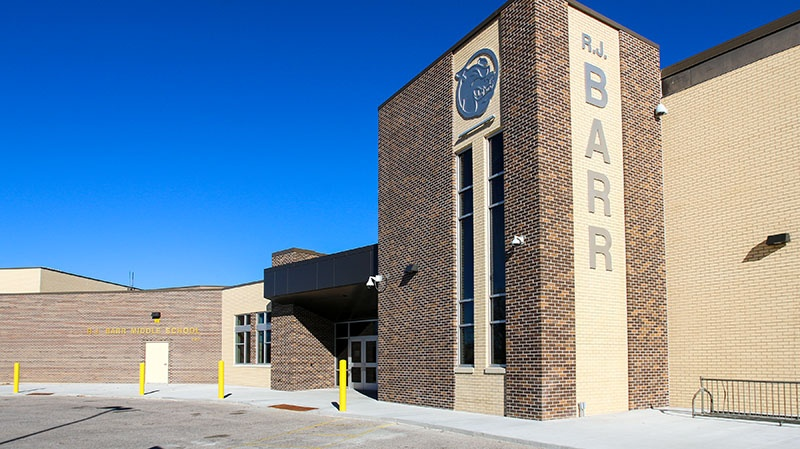Commercial Contractor Nebraska Barr School 2
